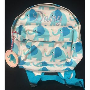 Elephant Toddler Bag