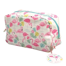 Flamingo Bay Wash Bag