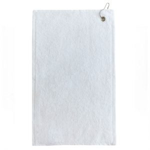 Golf Towel - White