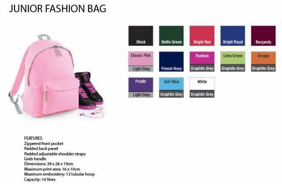 Junior Fashion Bags