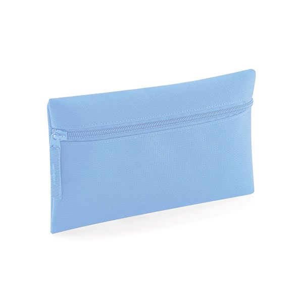 Pale Blue Pencil Case