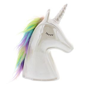 Unicorn Head Money Bank
