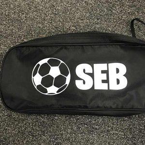 Personalised Football boot bags